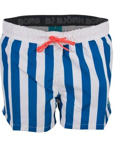 Björn Borg Björn Borg Swim Shorts Block Stripe Skydiver