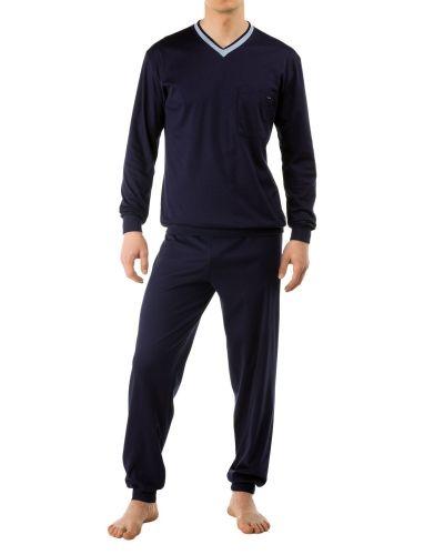 Till herr från Calida, en blå pyjamas.