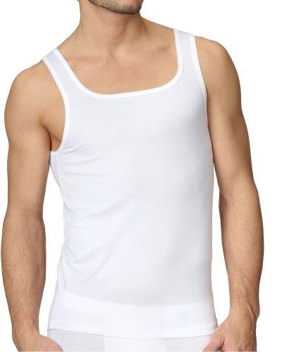 Till herr från Calida, en vit linnen.