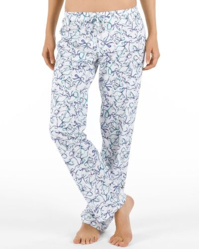 Calida Calida Favourites Trend Women Pants Aqua Pool