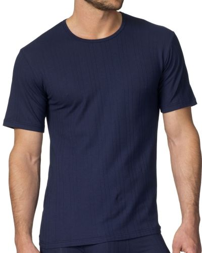 Calida Pure & Striped T-Shirt Navy - Calida - Träning Övrigt