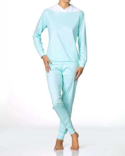 Calida Calida Soft Cotton Pyjama 43100 Crystal