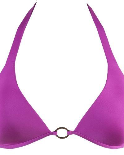 Till tjejer från Calvin Klein, en lila bikini-bh.