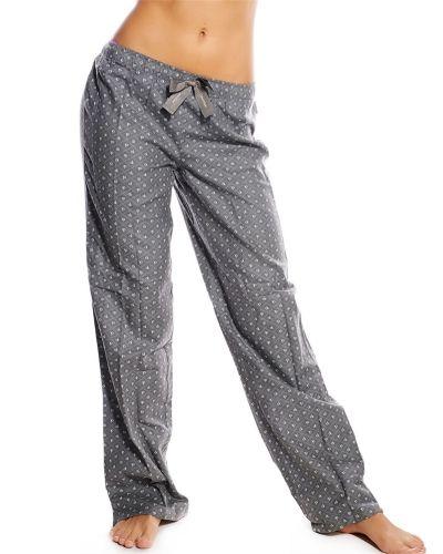 Pyjamas Calvin Klein Pyjama Pant Sleep Logo Grey från Calvin Klein