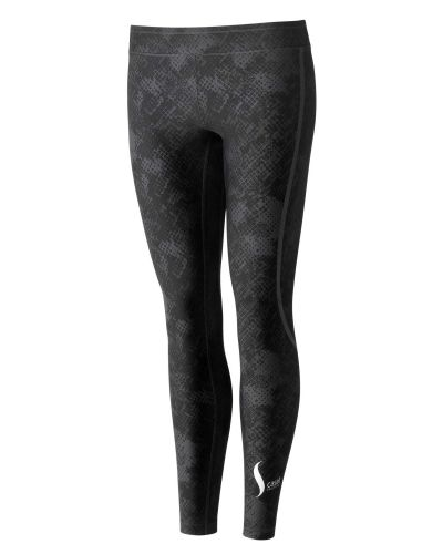 Casall Casall Printed Sculpture Tights