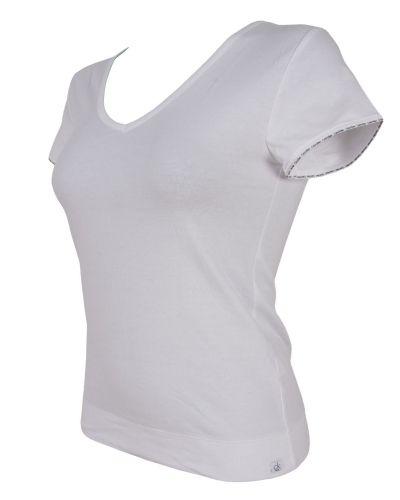 Svart t-shirts från Calvin Klein till dam.