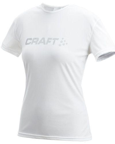 Craft AR Logo Tee Women White från Craft, Kortärmade träningströjor