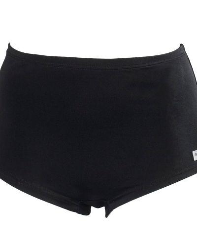 Till tjejer från Damella, en svart bikini.