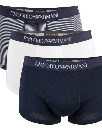 Svart boxerkalsong från Emporio Armani till herr.