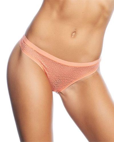 Till dam från Emporio Armani, en rosa stringtrosa.