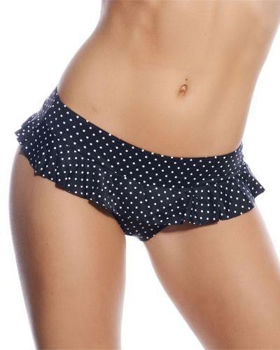Till tjejer från Freya, en svart bikinitrosa.