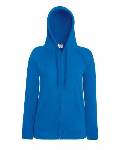 Fruit of the Loom Fruit of the Loom Lady-Fit Hooded Sweat Jacket