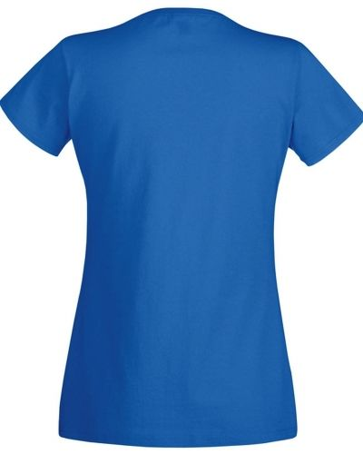 T-shirts Fruit of the Loom Lady Fit Valueweight V-neck T från Fruit of the Loom