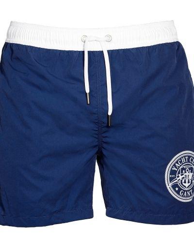 Blå shorts från Gant till herr.