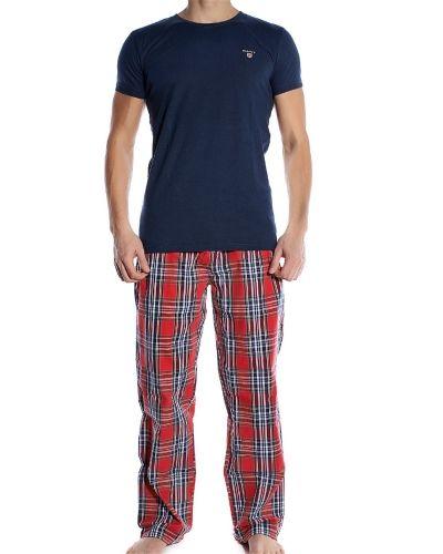 Gant Gant Cotton Poplin Pyjama Set Bright Red