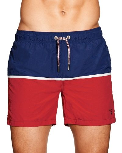 Gant Cut and Sewn Swim Shorts Gant shorts till herr.