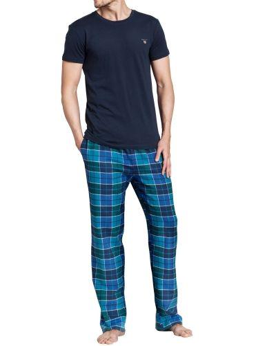 Gant Gant Pyjama Set Flanell/T-shirt