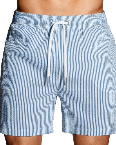 Gant Gant Seersucker Swim Shorts