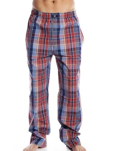 Pyjamas Gant Woven Cotton Pyjama Pant Red från Gant
