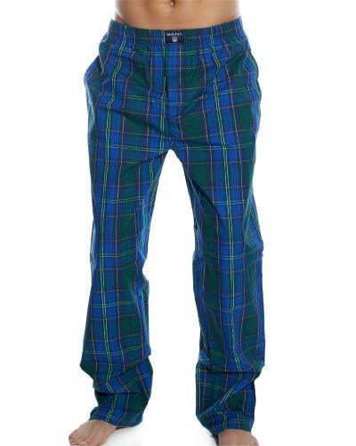 Pyjamas Gant Woven Pyjamas Pant Forrest Green från Gant