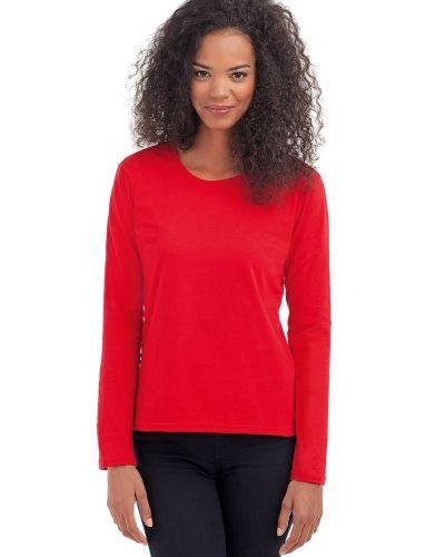 T-shirts Hanes ComfortSoft Long Sleeve W från Hanes