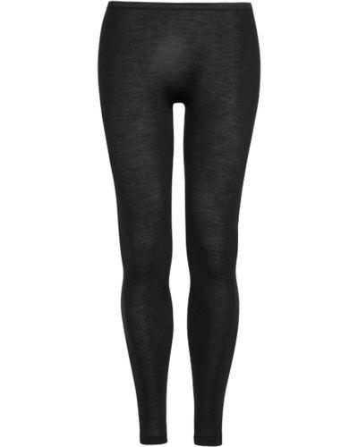 Hanro Hanro Woolen Silk Longleg Black. Understall håller hög kvalitet.