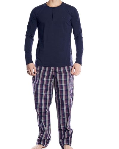 Hugo Boss Hugo Boss Pyjama Set Dark Purple