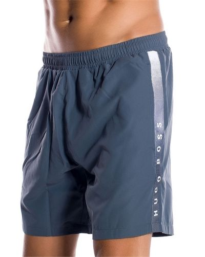 Hugo Boss Hugo Boss Seabream Swim Shorts Grey