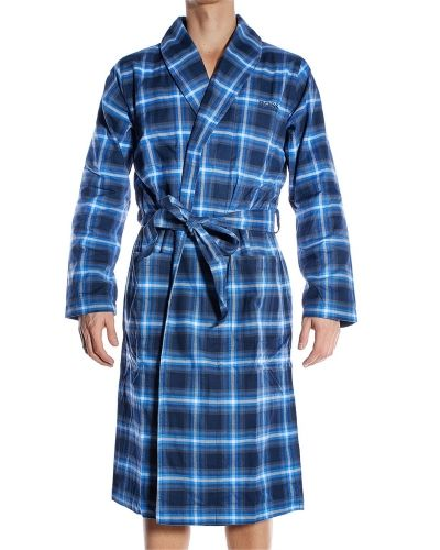 Morgonrock Hugo Boss Shawl Collar Robe Navy från Hugo Boss