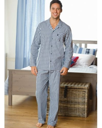 Pyjamas Jockey Pyjama Knit 50080 S-2XL från Jockey