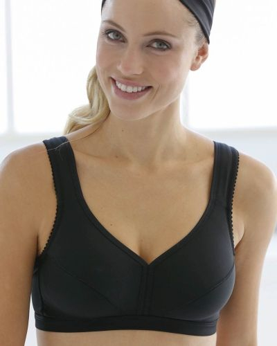 Miss Mary Activity Soft Cup Bra B-D 2028 Miss Mary of  Sweden sport bh till tjejer.