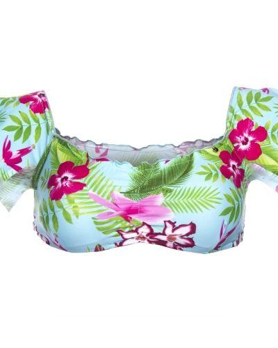 Flerfärgad bikini-bh från Missya till tjejer.