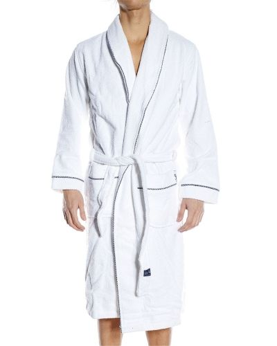 Morgonrock Newport Maidstone Bathrobe White från Newport