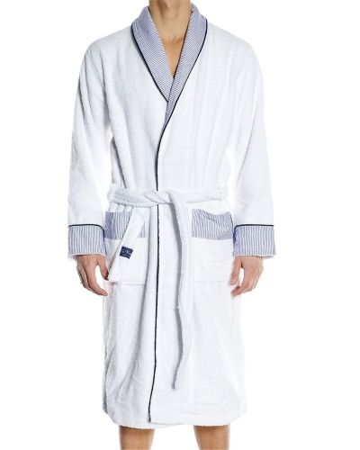 Morgonrock Newport Riviera Bathrobe White från Newport