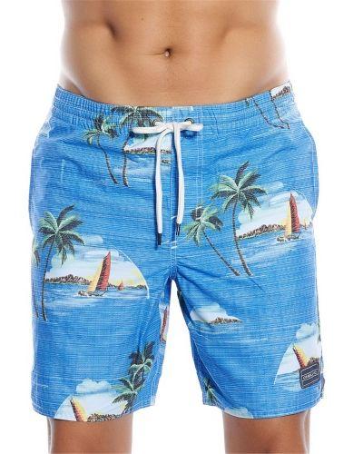 Till herr från O'neill, en blå shorts.