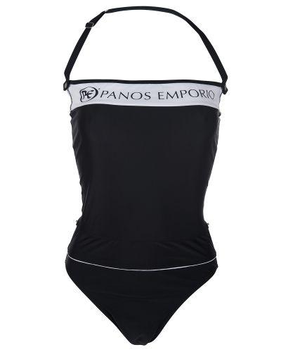 Till tjejer från Panos Emporio, en svart bikini.