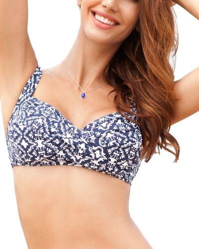 Blå bikini från Panos Emporio till tjejer.