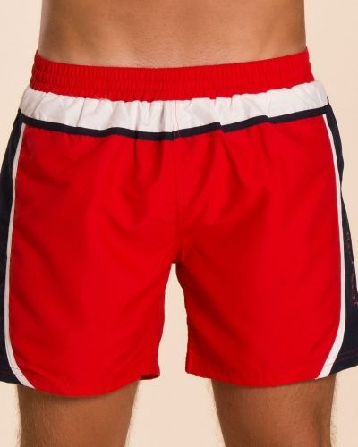 Panos Emporio Panos Emporio Triton Shorts 12 Red