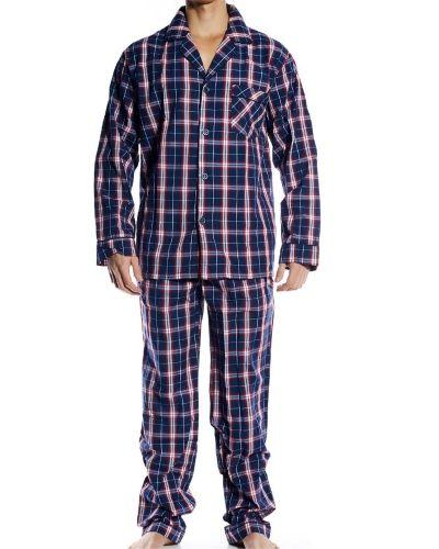 Pierre Hector Pierre Hector Poplin Pyjamas Navy