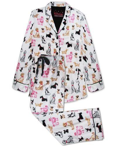 Till dam från PJ Salvage, en vit pyjamas.
