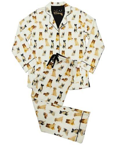 PJ Salvage Pj Salvage Classic Dogs Flannel Pajama