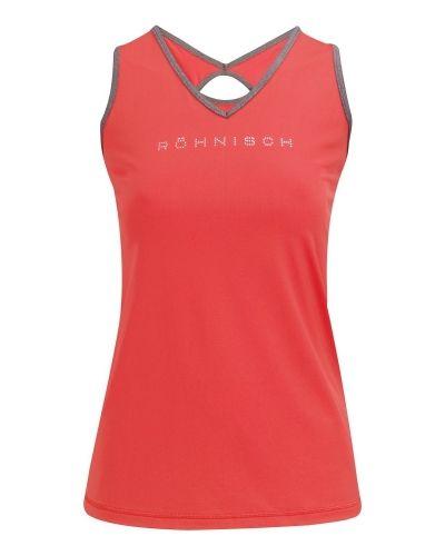 Röhnisch Röhnisch Jennifer Racerback Mars Red. Traningsoverdelar håller hög kvalitet.
