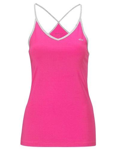 Röhnisch Röhnisch Magda Strap Singlet Coral Pink. Traningsoverdelar håller hög kvalitet.