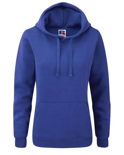 Russell Russell Ladies Authentic Hooded Sweat