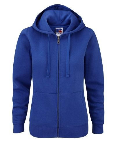 Tröja Russell Ladies Authentic Zipped Hood från Russell