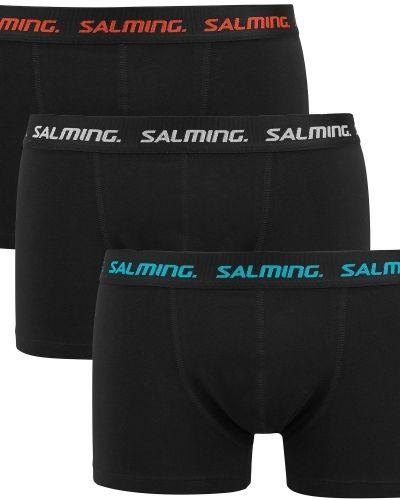 Till herr från Salming, en svart kalsong.