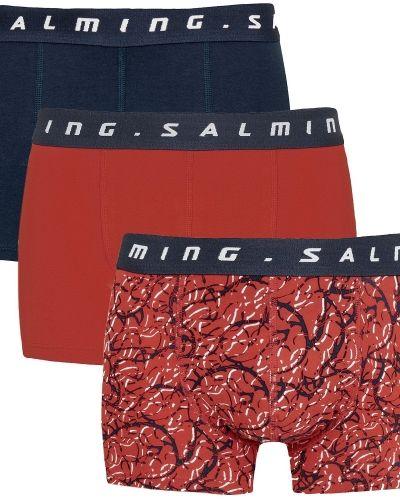Till herr från Salming, en röd kalsong.