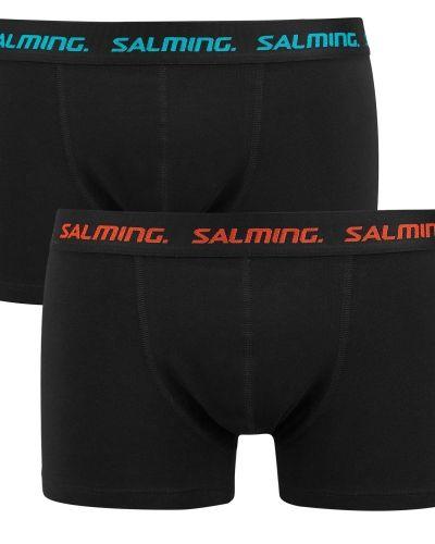 Till herr från Salming, en svart boxerkalsong.