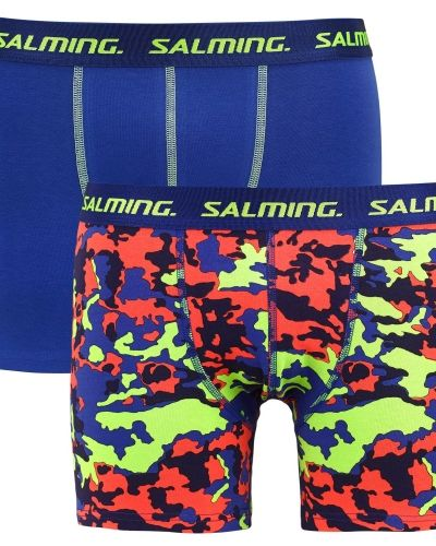 Till herr från Salming, en flerfärgad boxerkalsong.