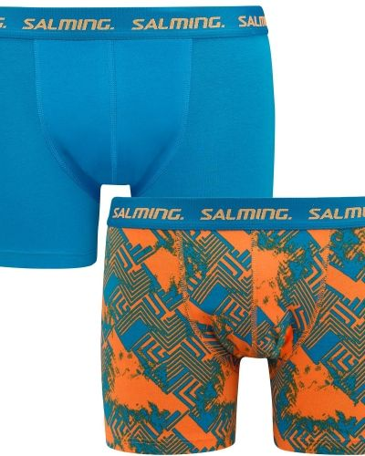Salming Salming Oakwood Long Boxer 2-pack